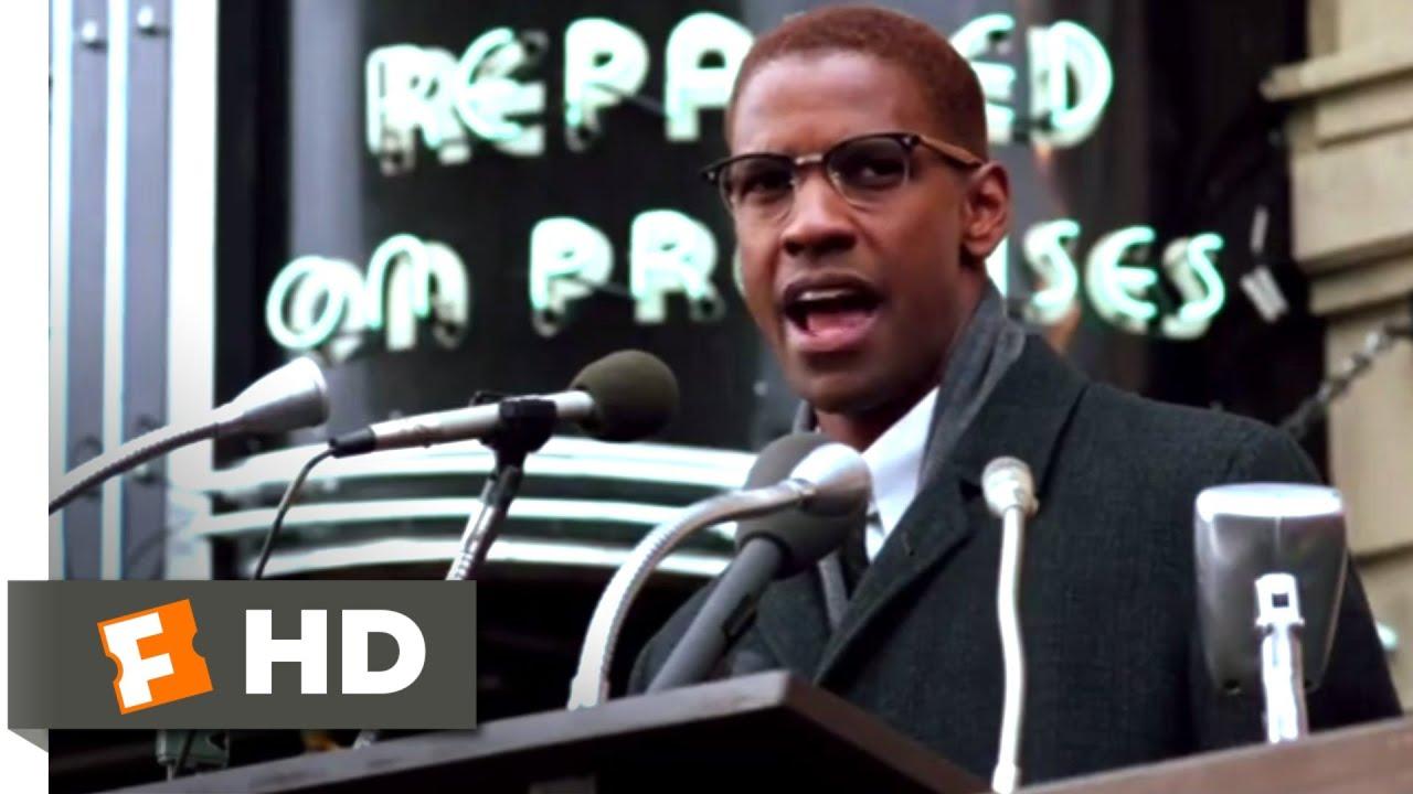 Download Malcolm X (1992) - We Were Black Scene (4/10)   Movieclips