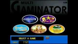 NEW arrival Gaminator 5in1 v3