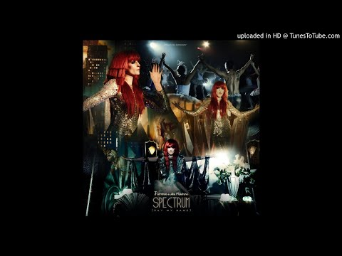 Florence + The Machine - Spectrum (Say My Name) [Instrumental With BGV] ❤️❤️❤️