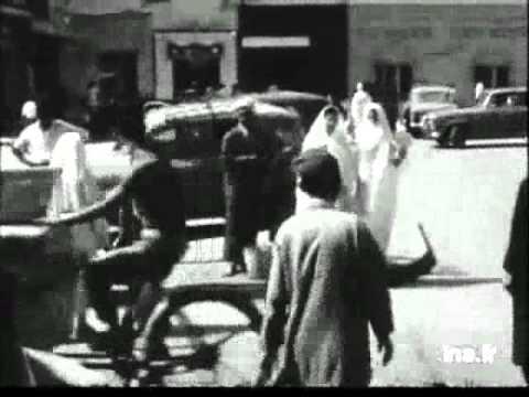 Un Tour a Tunis 1959 - Par Jalel Benna