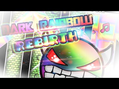 81K OBJ! | Geometry Dash | Very Hard Demon! | Dark Rainbow Rebirth By Me (verified By Rlol)