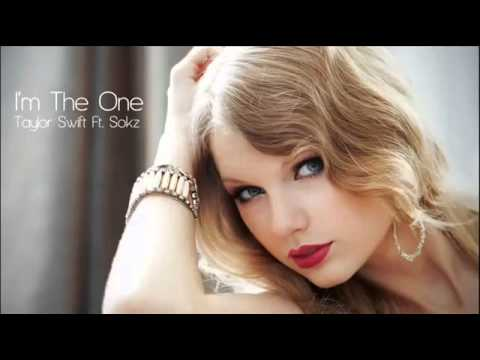 Taylor Swift I'm The One Ft Sokz