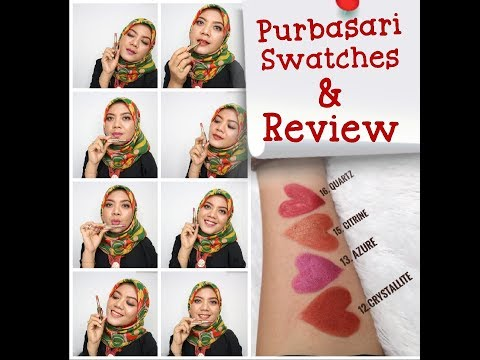 purbasari-lipstick-color-matte-shimmer-finish-review-dan-swatches