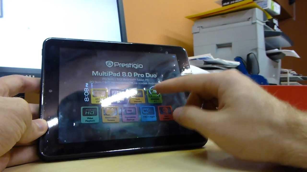 Prestigio MultiPad 8.0 Pro Duo Unboxing - YouTube f2d4c69c4c8