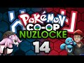 RAINING FOSSILS OVER HERE!! | Pokemon X Y Nuzlocke Co-Op w/ NerdySteve & MagicActivatr Episode 14