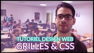 TUTORIEL DESIGN WEB - Grilles & CSS