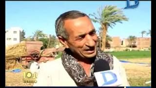 العاشرة مساء|وقف استلام محاصيل القمح من المنيا بداية ازمة بين المزارعين والحكومة