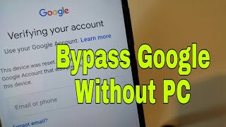 BOOM!!! Huawei P10 VTR-L29. Remove Google Account,Bypass FRP.