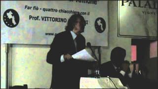 2013 giu 27 - Annone (VE) * Far fiò: quattro chiacchere con Vittorino Andreoli - Fragilità