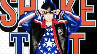 Amber (엠버) - SHAKE THAT BRASS Feat.Taeyeon (태연) (Full Audio) [The 1st Mini Album 'Beautiful']