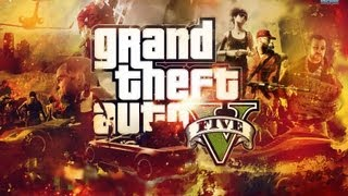 GTA REAL GAMEPLAY LEAKED ON VIDEO!?!