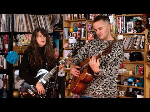 Live @ NPR Music Tiny Desk Concert (w. Julie Doiron)