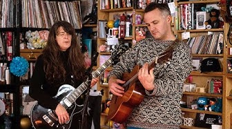 Mount Eerie With Julie Doiron: NPR Music Tiny Desk Concert