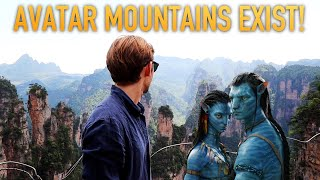 AVATAR MOUNTAIN ZhangJiaJie Mountain CHINA TRAVEL VIDEO