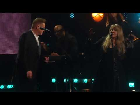 Jeff Stevens - Don Henley joins Stevie Nicks at RR Hall of Fam Friday night!