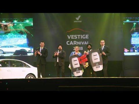 138 Luxury Car Achievers 2018 In Vestige Youtube