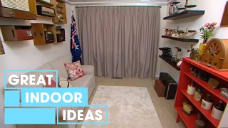 How To Redecorate A Cluttered Room | Indoor | Great Home Ideas