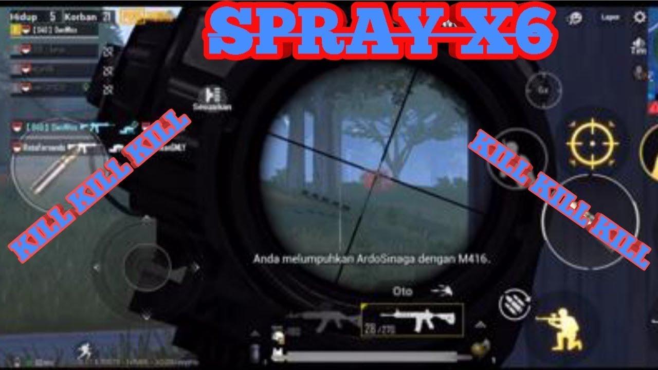 Ipad Killer no gyro no recoil - PUBG MOBILE