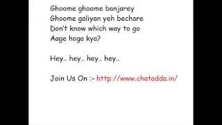 Banjarey - Full Video Song | Fugly (2014) ft. Yo Yo Honey Singh | (http://www.chatadda.in/)