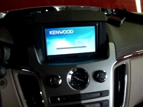 Cts Nav Retro Fit Kos Mpg Youtube