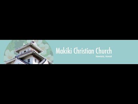 Makiki 7 45 Worship Service Jun 7 2020 Youtube