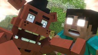 Top 5 Funny Minecraft Animations by MrFudgeMonkeyz