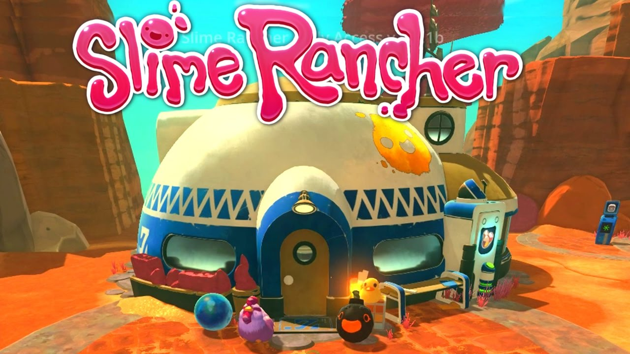 Slime Rancher New Update! - Slime Toys and Base Upgrades! - Let's Play  Slime Rancher Gameplay