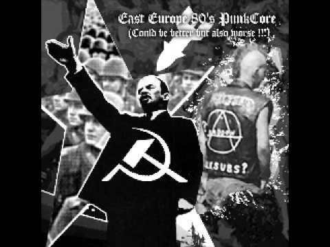 V A - East Europe 80's PUNKCORE (FULL ALBUM)