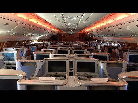 Emirates A380 Business Class Dubai to Duesseldorf - From Orient To Occident | FLIGHT & LOUNGE REVIEW