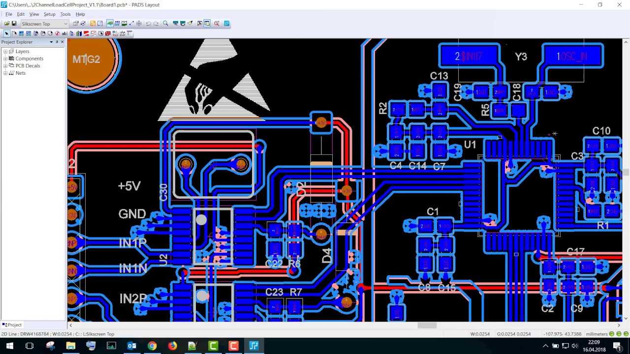 Mentor Graphics Pads Layout'a Logo Ekleme