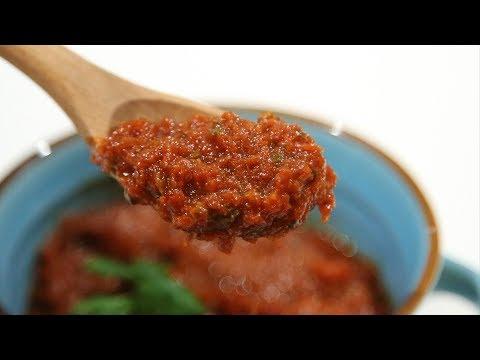 Մարինարա Թանձրուկ - Marinara Sauce Recipe - Heghineh Cooking Show in Armenian