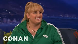 Rebel Wilson Does A Mean Honey Boo-Boo - CONAN on TBS