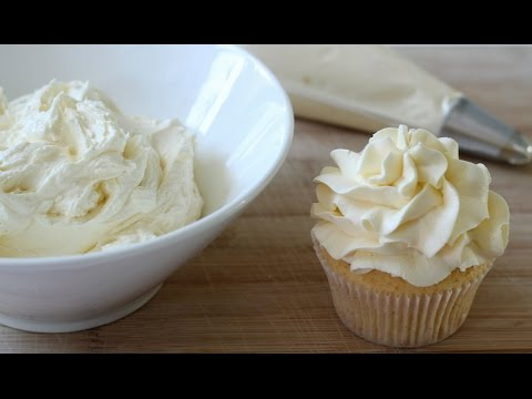 Buttercream Icing Recipe / How to Make Perfect Buttercream Frosting