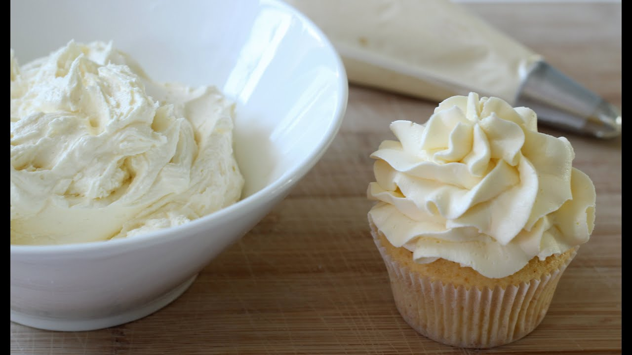 Cupcake Icing Recipe For Butter Cake