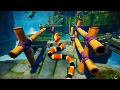 Stream Footage: Snake Pass [Part 4]