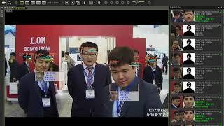 2020 국제치안산업박람회 - 쿠도커뮤니케이션 - 얼굴…