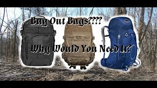 Bug Out Bags Why Would You Need It Wes S VR