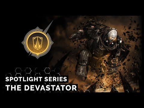 Outriders: The Devastator