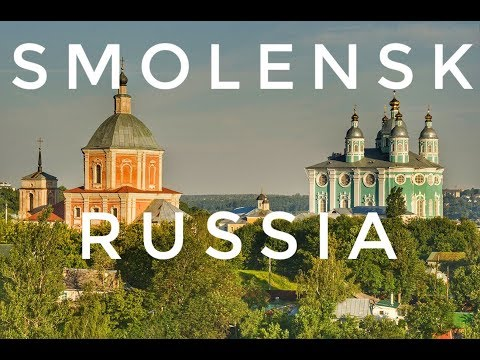 Days In Smolensk, Russia|Snowfall|Oldest City|Travel Russia|Smolensk State Medical University|