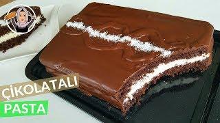 Çikolatalı Pasta Tarifi (Kinder Délice) | Lezzet dediğin budur! | Hatice Mazı ile Yemek Tarifleri