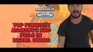 Brawl Stars Funniest Moments and Fails #BRAWLTALK #brawl_stars #UPDATE #gameplay #funny