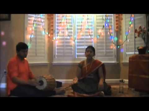 Pahi Pahi Bala Ganapate - Raga Hamsadwani Rupaka Tala