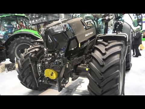 The 2020 DEUTZ FAHR 6175 WARRIOR New Tractor