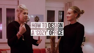 We had some spare time and spontaneously decided to see franziska von hardenberg's office. sissi is the founder of bloomydays, holy goldy ginger ...