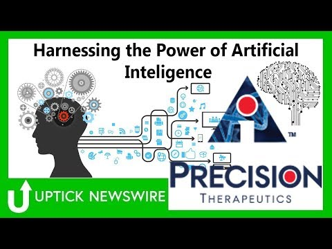 CEO Dr. Carl Schwartz of Precision Therapeutics Inc. (NASDAQ: AIPT) Nov '18