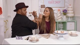 Adrienne & Israel Go Cake Tasting!