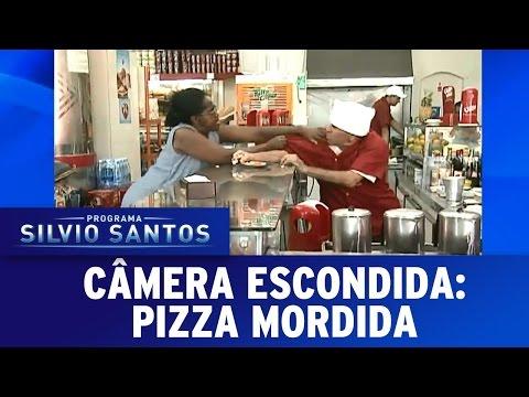 Câmeras Escondidas (28/02/16) - Pizza Mordida