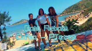 Bola Rebola - Coreografia   Tropkillaz, J Balvin, Anitta.