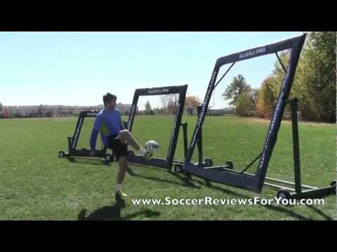 AllBall Pro Sports Rebounder Review