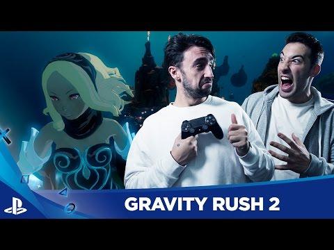 LUCHAMOS contra los enemigos de Kat - DIRECTO Gravity Rush 2